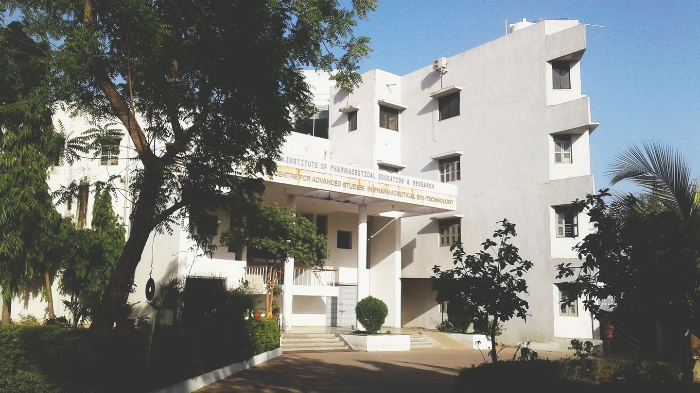 Shri Maneklal M Patel Institute of Sciences and Research, Gandhinagar Image