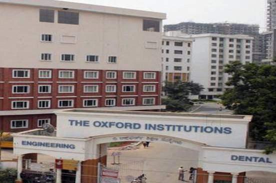 The Oxford Dental College, Bangalore Image