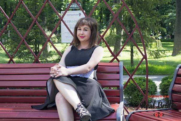 Photo gallery №1 Ukrainian women Larisa