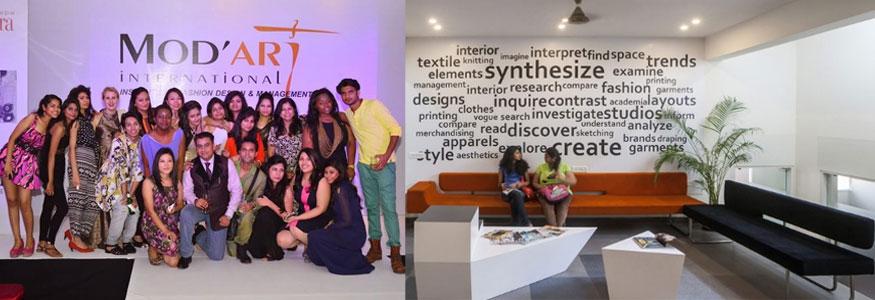 Mod'Art International, Delhi