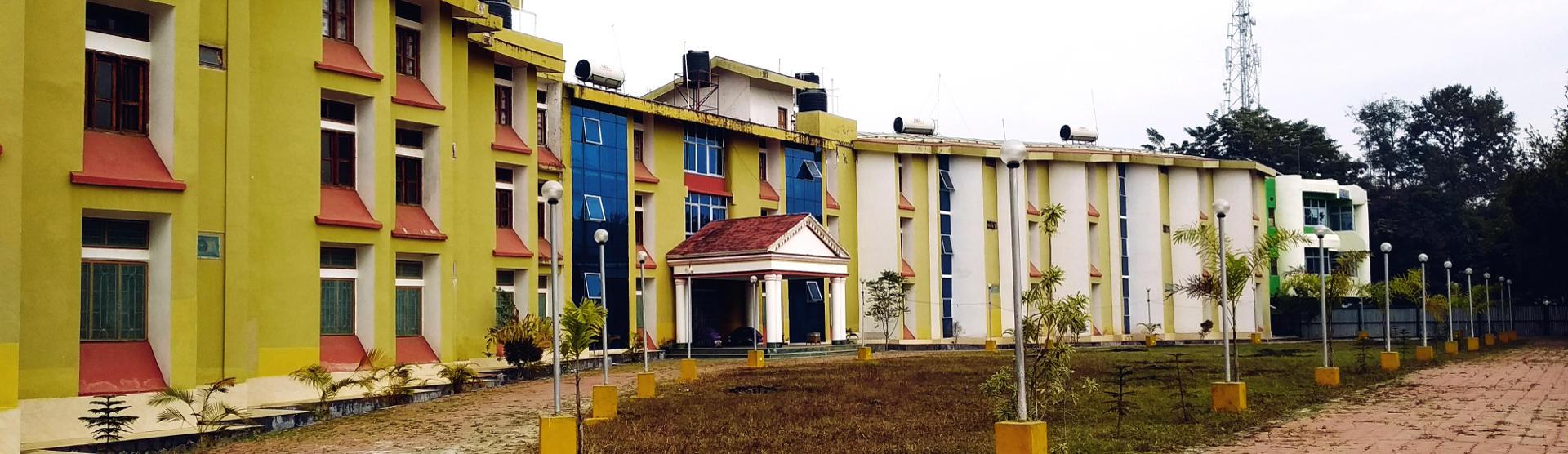 Manipur University Image