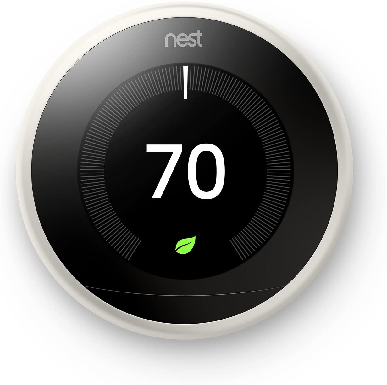 Google T3017US Nest Learning Thermostat 3rd Gen Smart Thermo