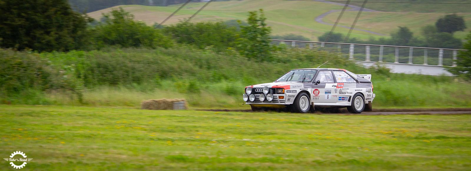 40 Years of the Audi quattro