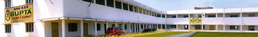N.R.K and  K.S.R Gupta College Of Pharmacy