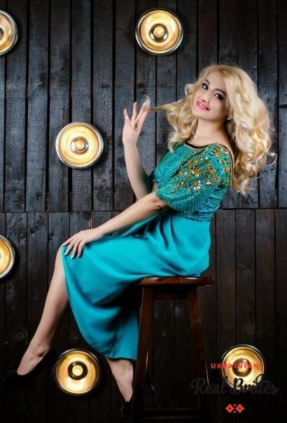 Photo gallery №1 Ukrainian bride Oksana