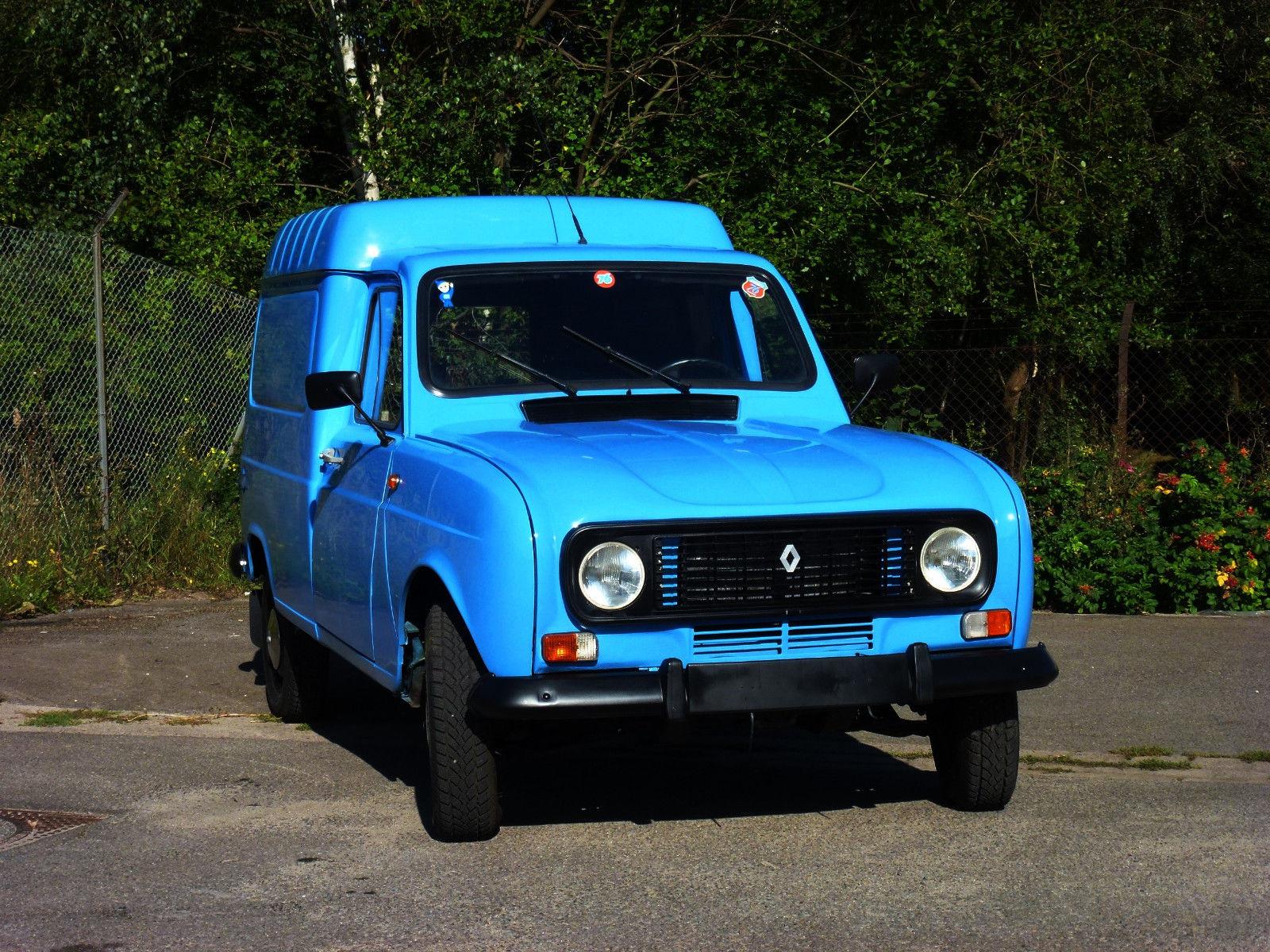 1983 Renault R4