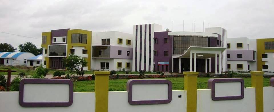 Vision Nursing School Laddhad Hospital, Buldana Image