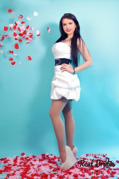 Photo gallery №1 Ukrainian bride Alla