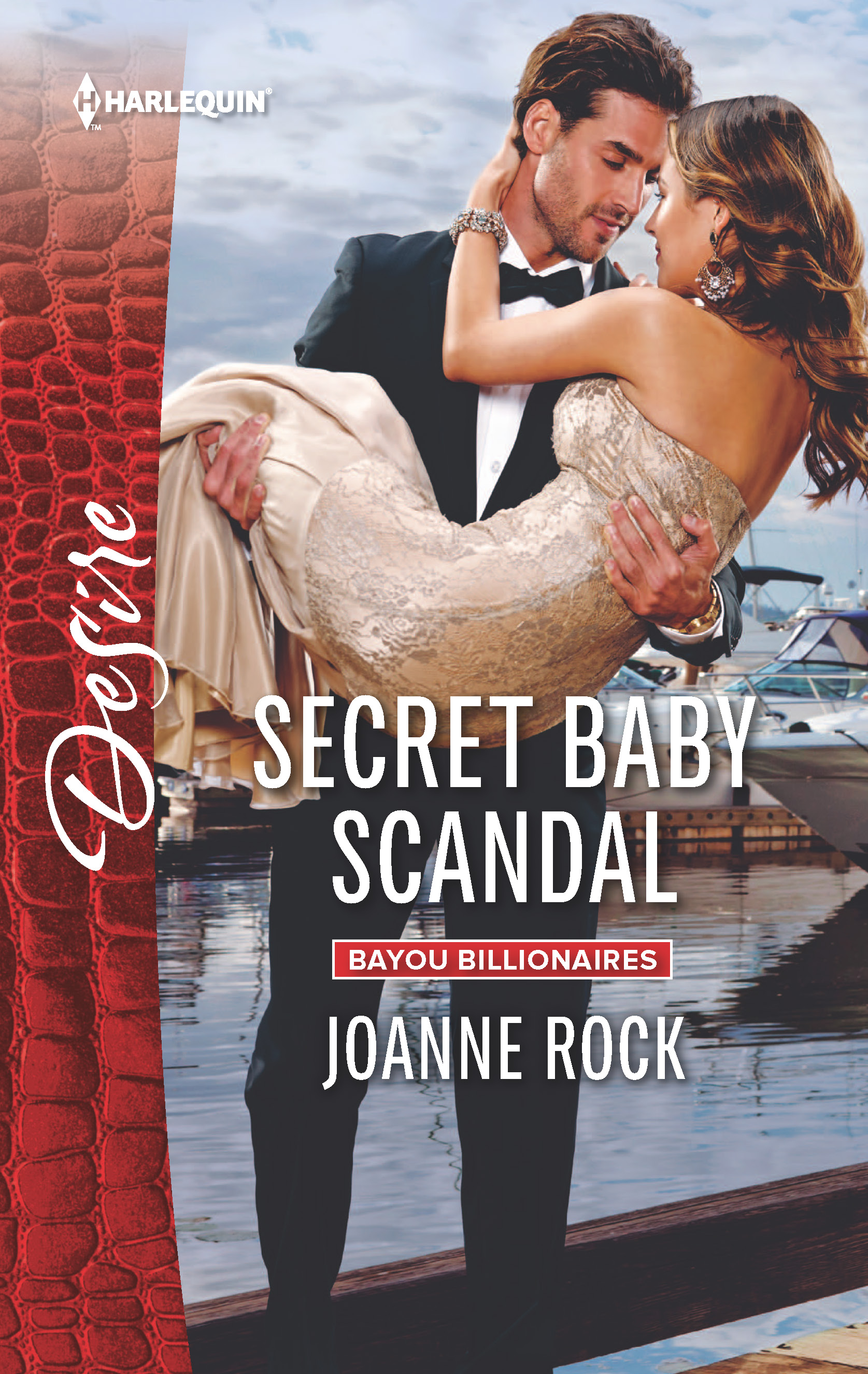 Secret Baby Scandal by Joanne Rock