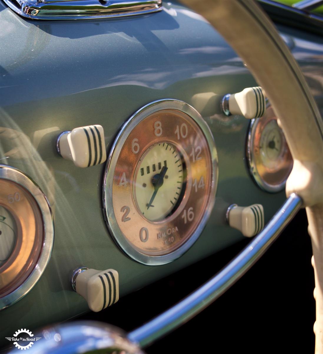 Stunning one off 1946 Fiat 1100C Spider headed to Bonhams