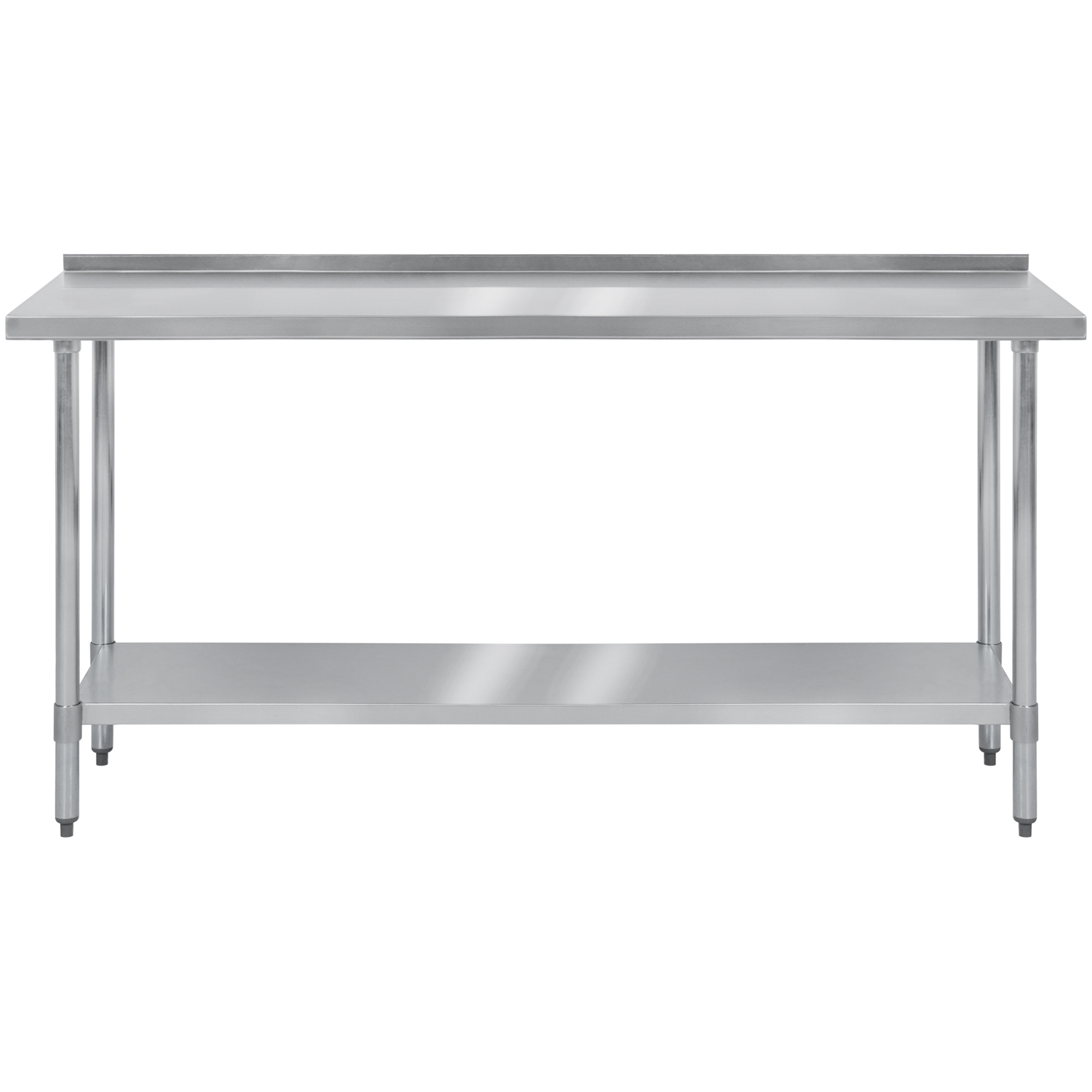 72 Quot X 24 Quot Stainless Steel Work Prep Table W Backsplash