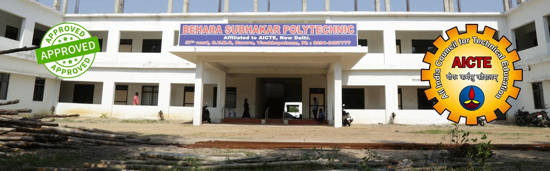 BEHARA SUBHAKAR POLYTECHNIC