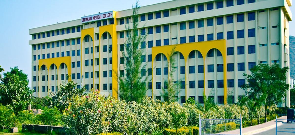 Geetanjali Medical College and Hospital, Udaipur Image