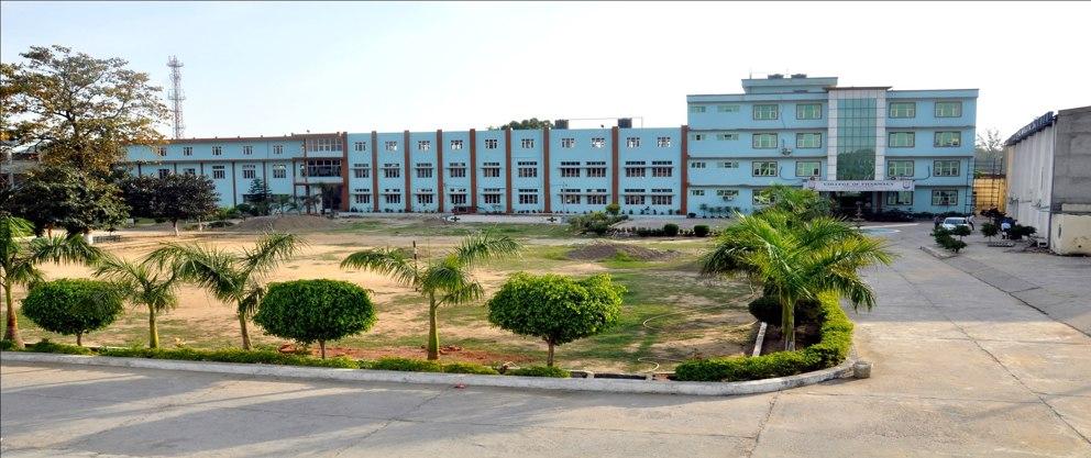 Amar Shaheed Baba Ajit Singh Jujhar Singh Memorial College Of Pharmacy, Ropar