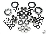 Suzuki LT250R LT-250R Quad Racer Chassis Bearings and Seals Kit 1991-1992