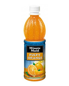 Minute Maid Pulpy Orange (250 ML PET)