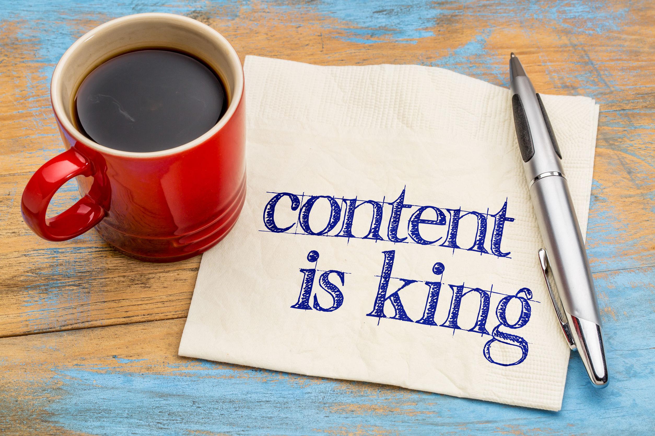Pentingnya Content Marketing dalam Bisnis Online
