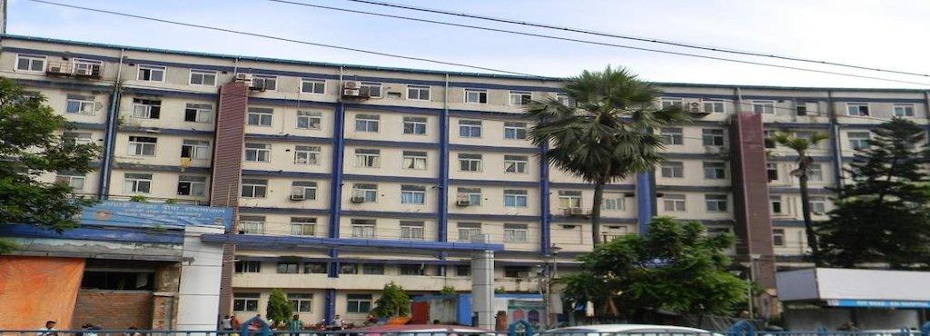 ESI-PGIMSR,ESI Hospital, Manicktala Image