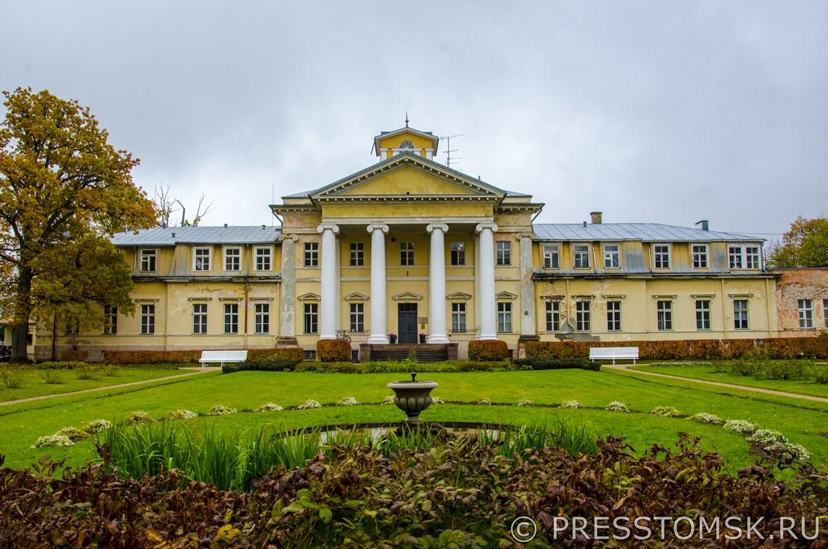 Кримулдское поместье