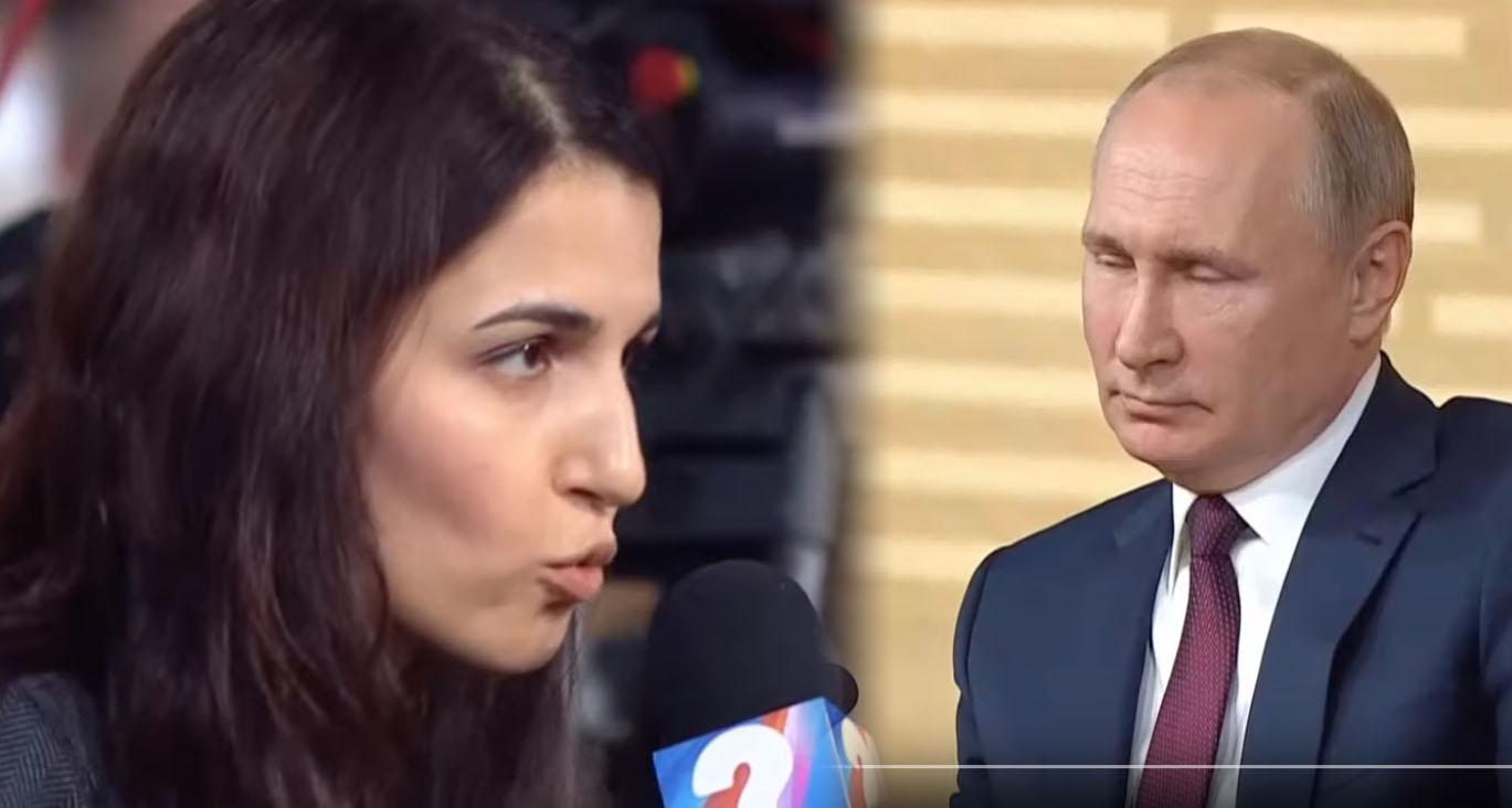 Путин отказался признавать своих дочерей