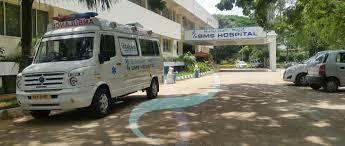 BMS Hospital Nursing College Image