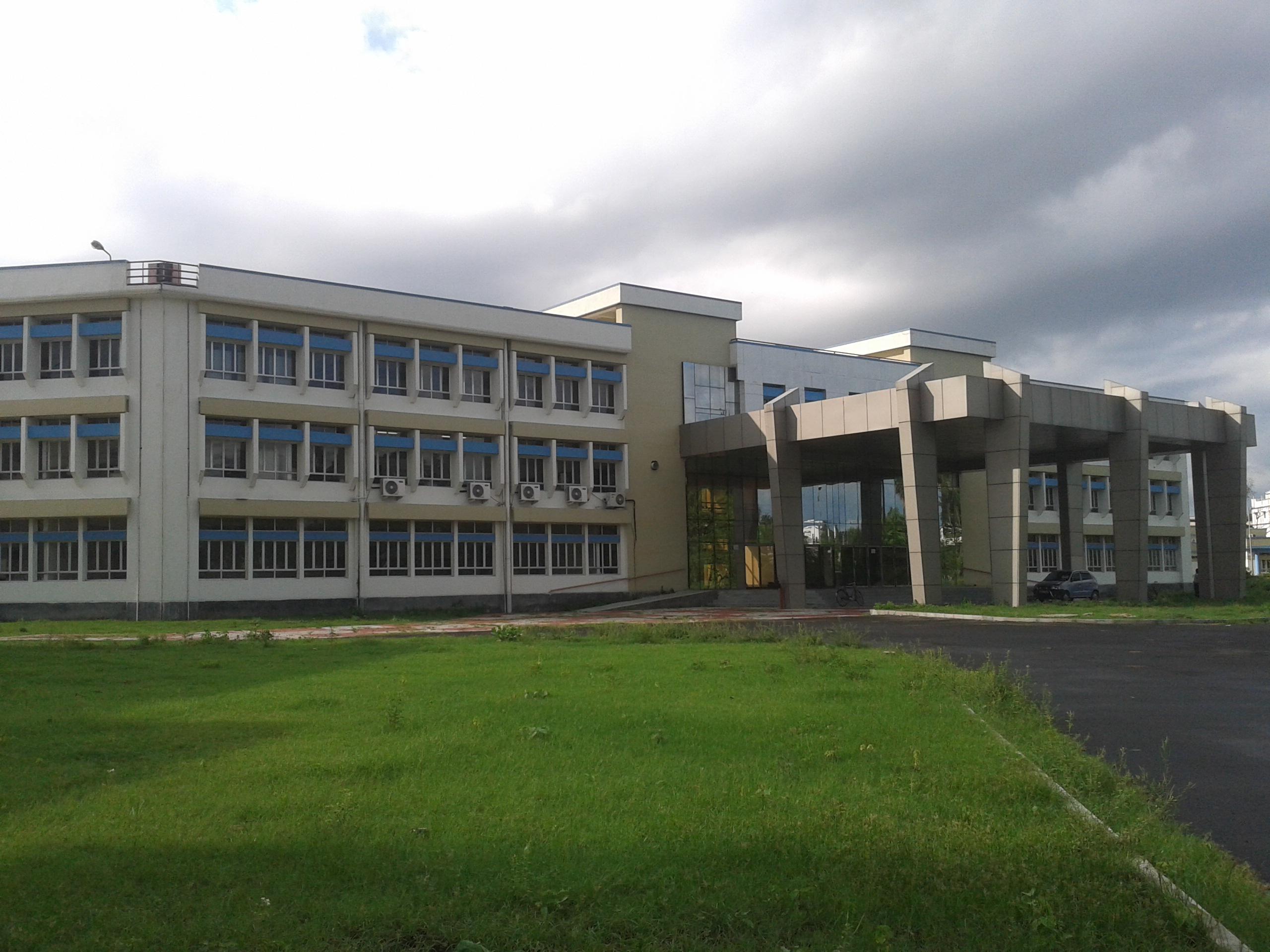 University College Of Nursing College Of Medicine and Jnm Hospital Image