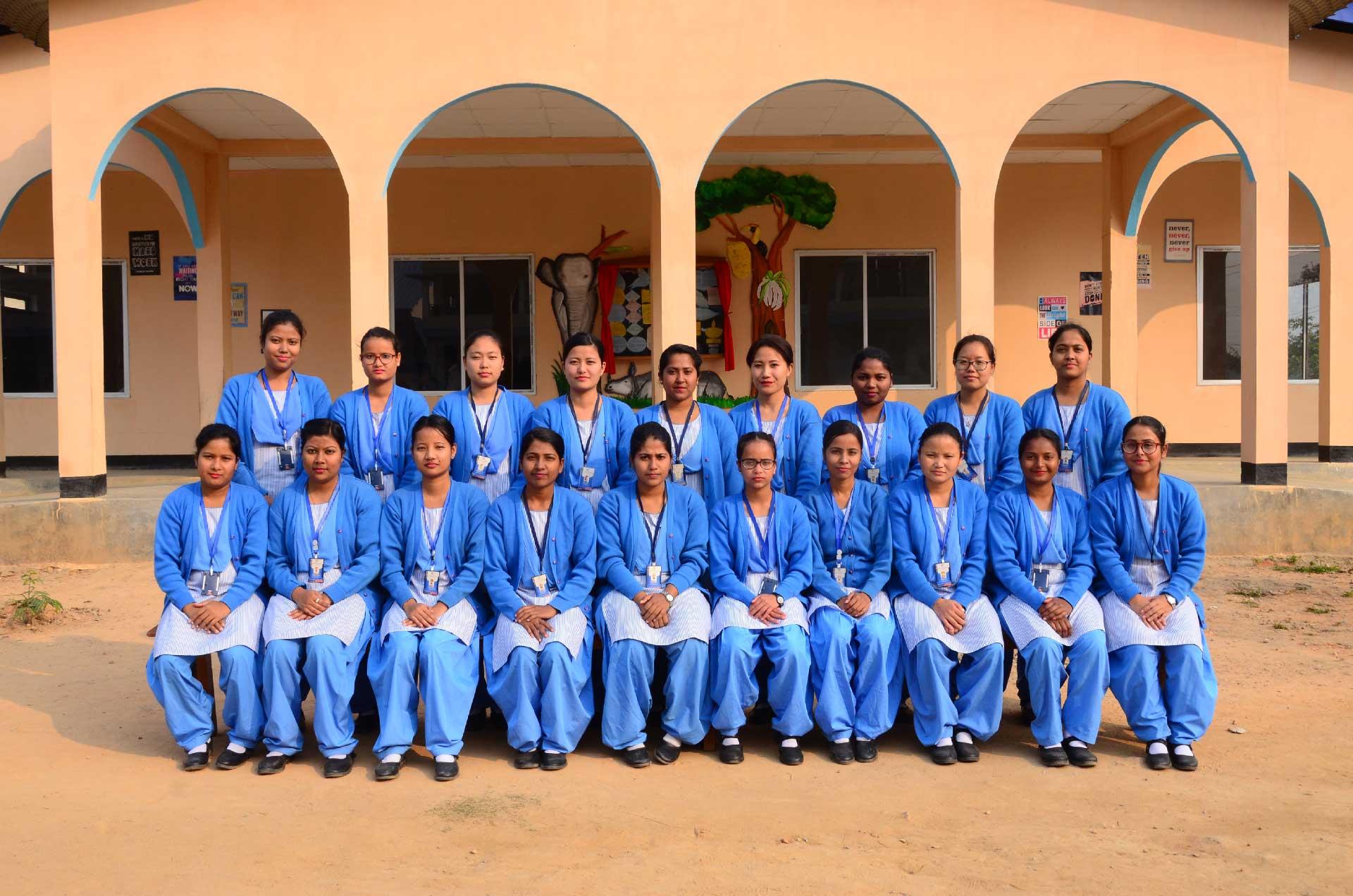 College of Nursing Nemcare Hospital, Kamrup