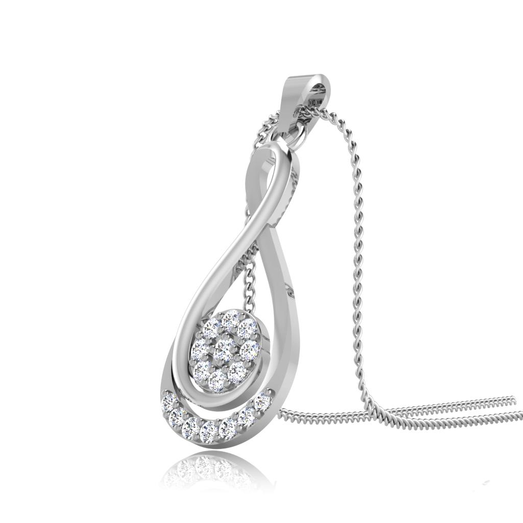 The Ansu Silver Pendant