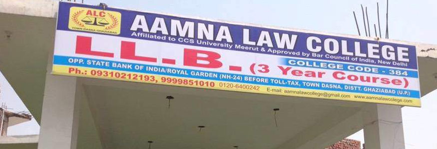 Aamna Law College