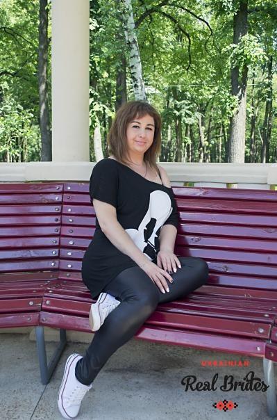 Photo gallery №6 Ukrainian women Larisa