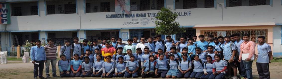 Asannagar Madan Mohan Tarkalankar College, Nadia