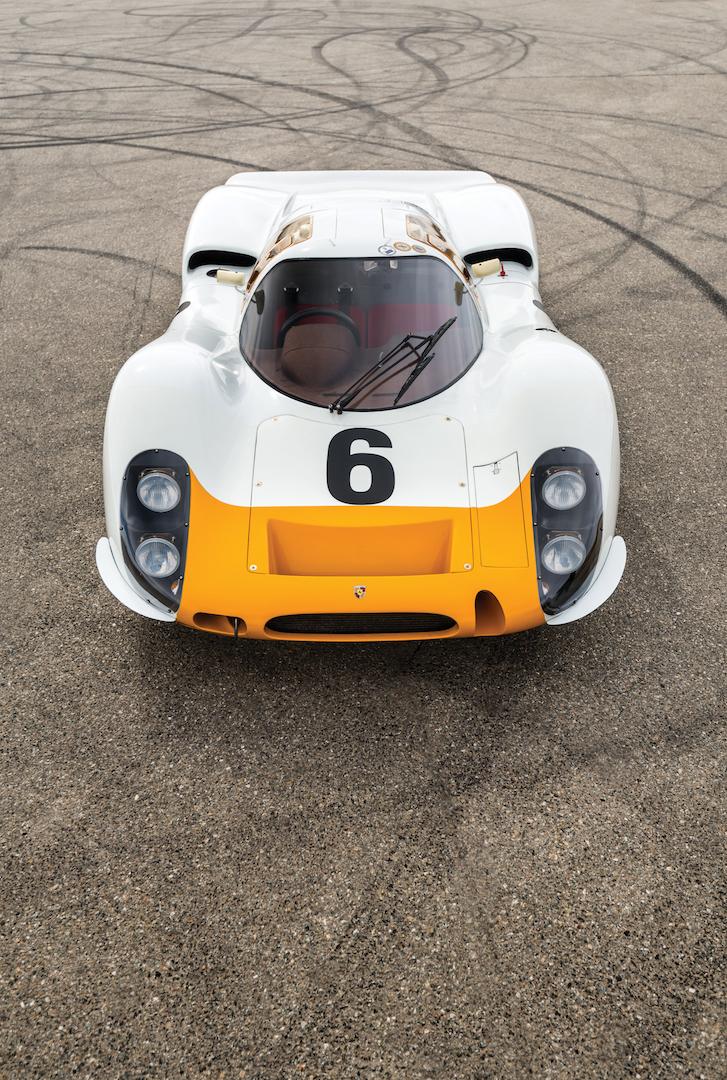 Take to the Road 1968 Porsche 908 Works Short Tail to headline Monterey sale