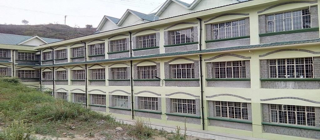 Government College Jhandutta, Bilaspur
