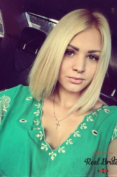 Profile photo Ukrainian girl Oleksandra