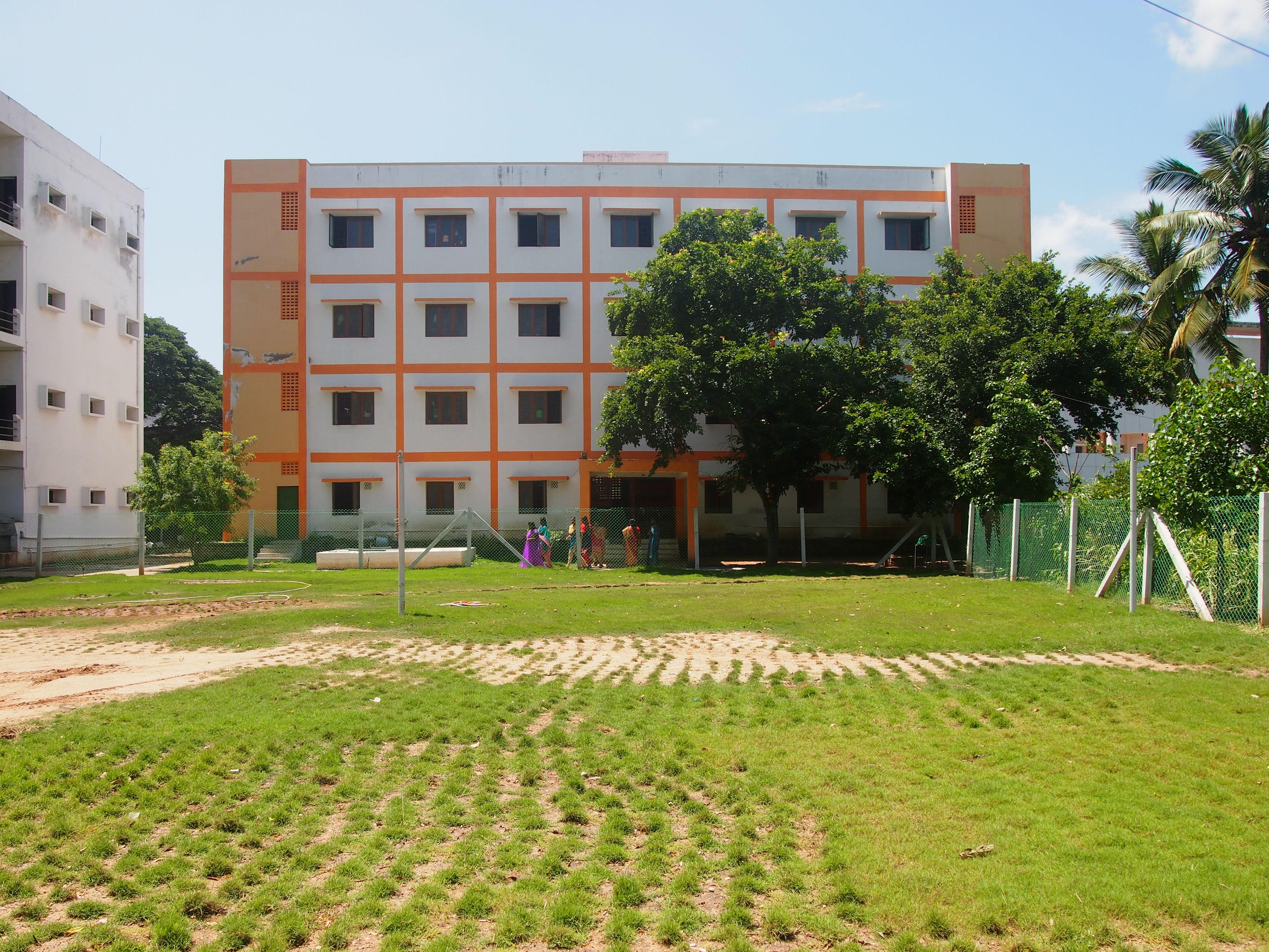 JK College of Nursing and Paramedicals, Coimbatore Image