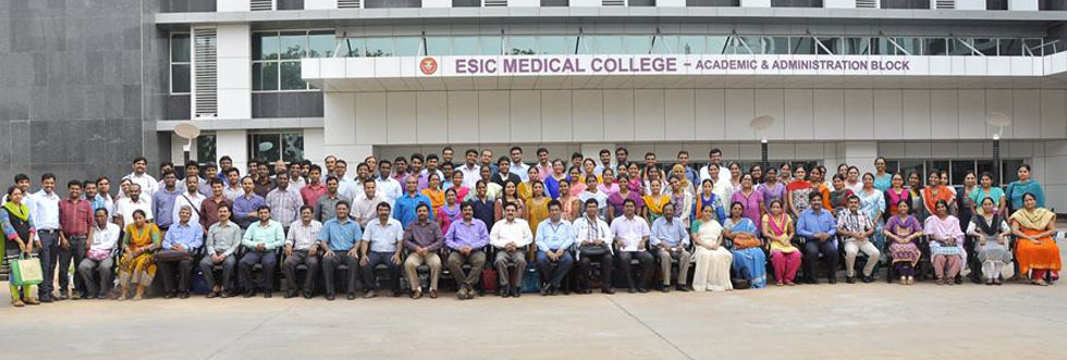 Employees State Insurance Coporation Medical College, Sanath Nagar, Hyderabad Image