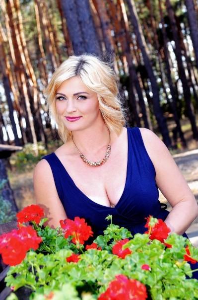 Profile photo Ukrainian lady Nadezhda