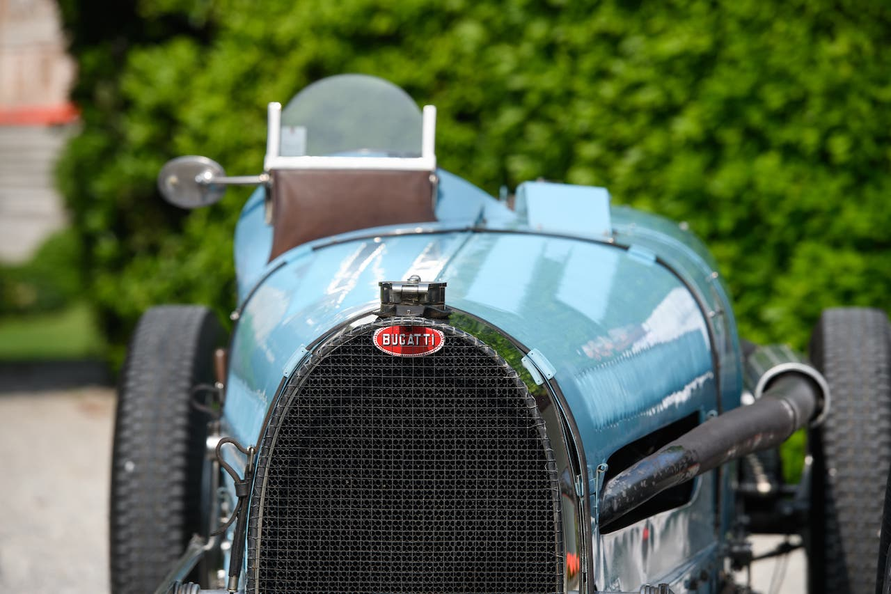 1934 Bugatti Type 59 set for the Concours of Elegance 2021