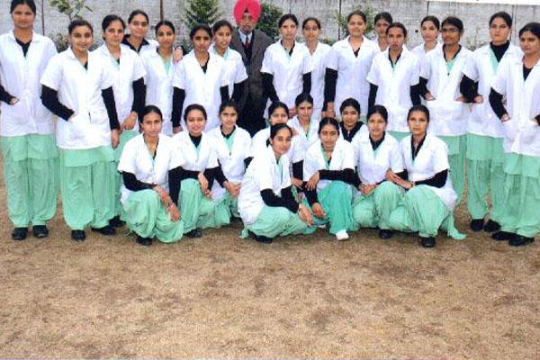 Nam Ratra International College of Nursing Image