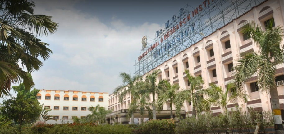 Faculty of  agriculture, Dr. M.G.R. Educational and Research Institute, Chennai