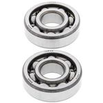 Main Crank Shaft Bearings Kit Honda XL75 1977 1978 1979