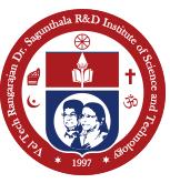 VTR Dr. SRDIST Entrance Exam Ph.D. 2022 January