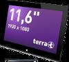 Mit dem TERRA Type Cover wird das Tablet einfach zum Laptop.