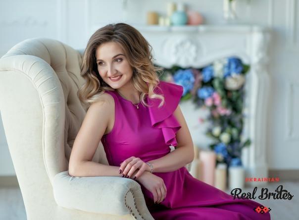 Photo gallery №6 Ukrainian bride Mariyana