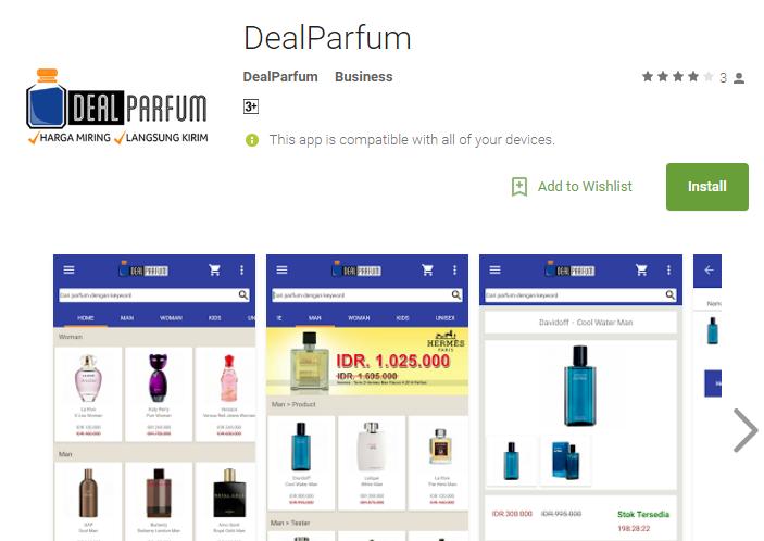 App Deal Parfum