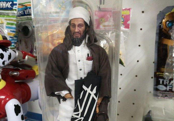 Усаму бен Ладена в России продавать нельзя, а Гитлера можно?