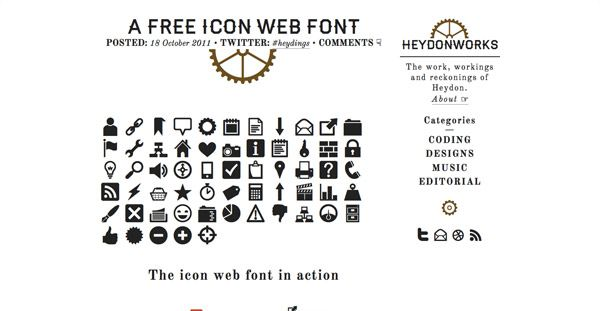 Raphaël Icon-Set (115+ icons)