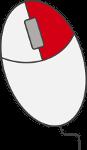Über die rechte Maus lässt sich in vielen Programmen ein Kontextmenü nutzen.