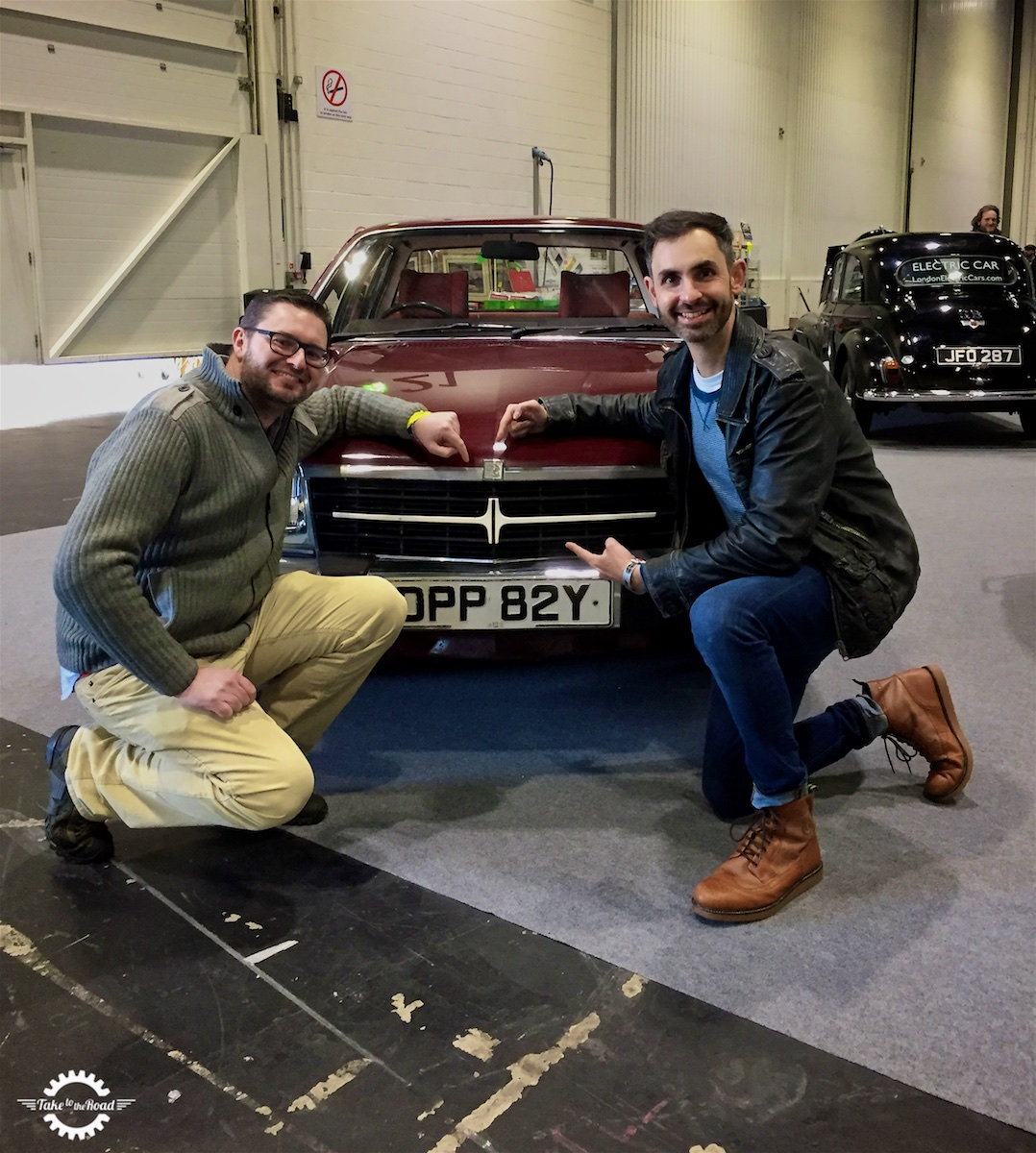 The Future of Classics with ERS and Jonny Smith - Take to the Road Vauxhall Viceroy Exclusive Interview