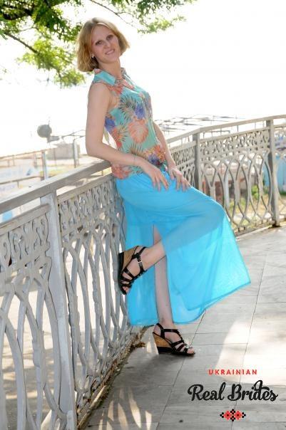 Photo gallery №3 Ukrainian bride Marina